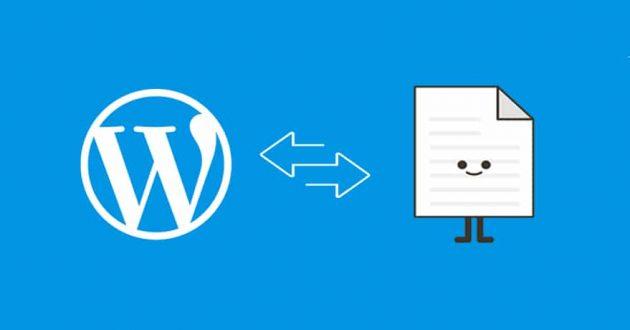 Jak przeniesc strone wordpress