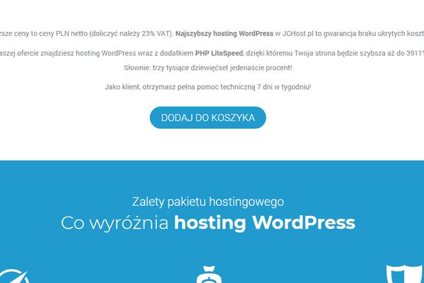 zakladanie bloga na hostingu