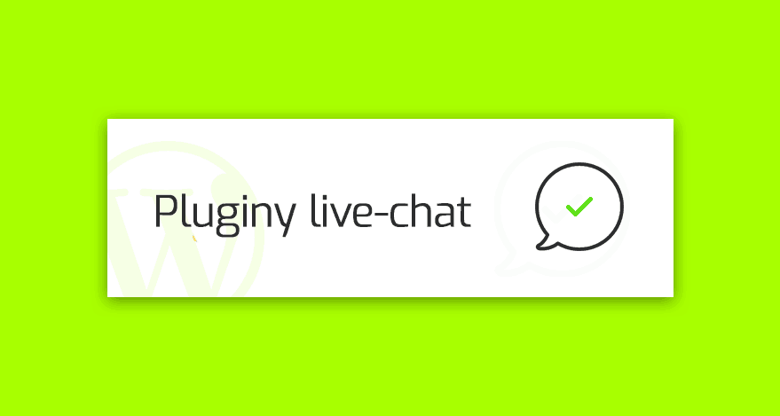 pluginy live-chat wordpress