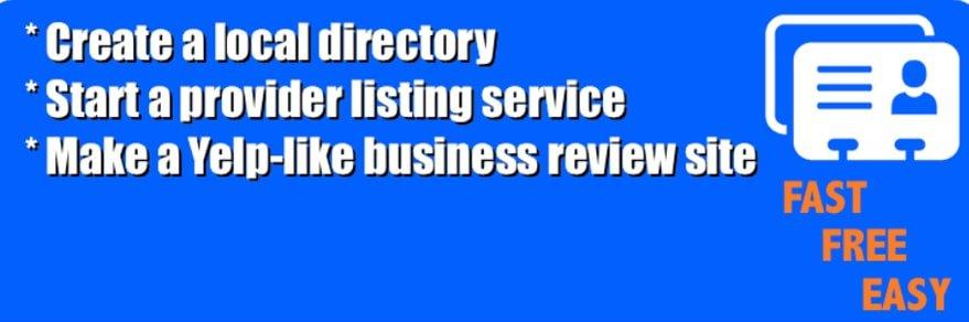 katalog biznesowy wordpress