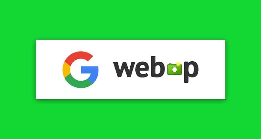 webp format
