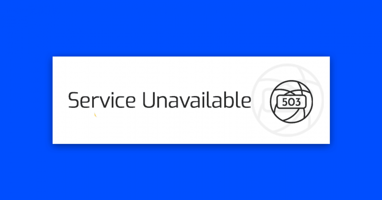 blad-503-service-unavailable