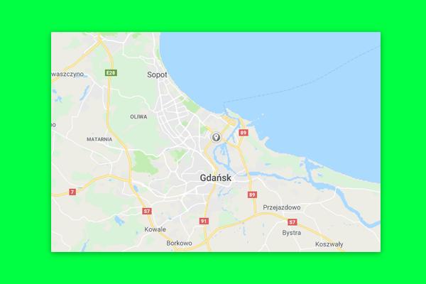 google maps na stronie wordpress