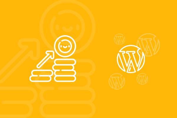 bezplatna strona WordPress