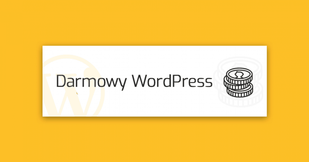 darmowy-wordpress