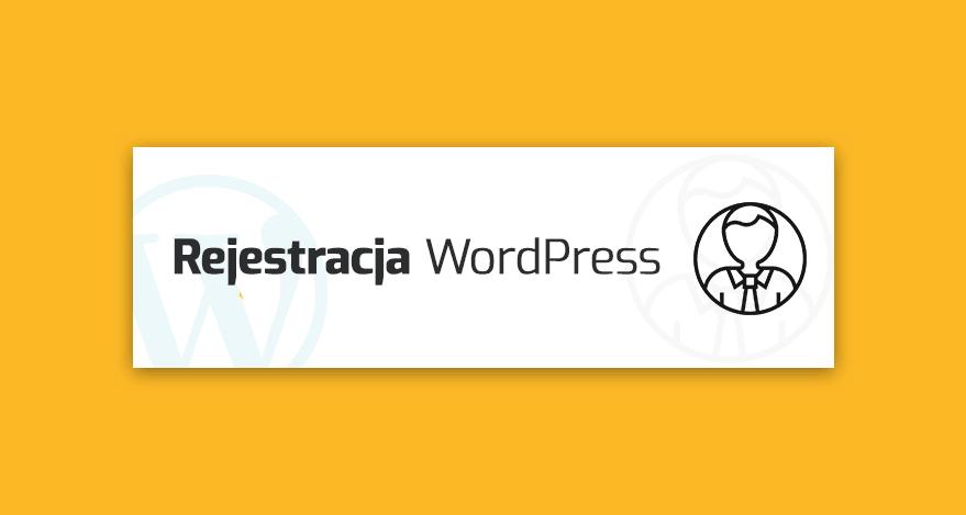 wtyczki - rejestracja wordpress