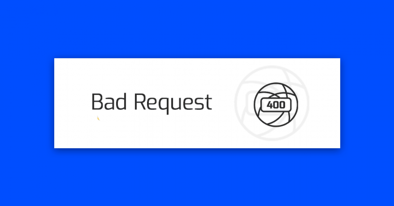 blad-http-400-bad-request
