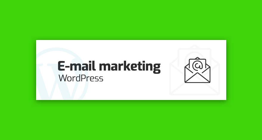 e-mail marketing wordpress