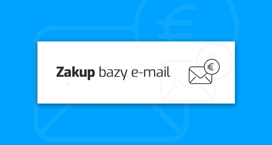 zakup bazy mailingowej