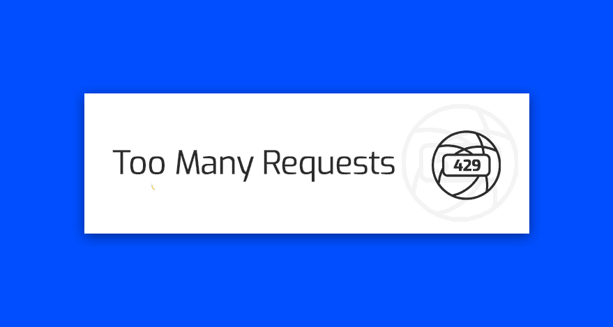 blad 429 too many requests