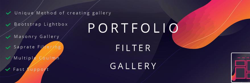 wtyczka portfolio gallery