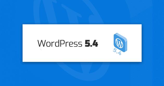 wordpress-5-4