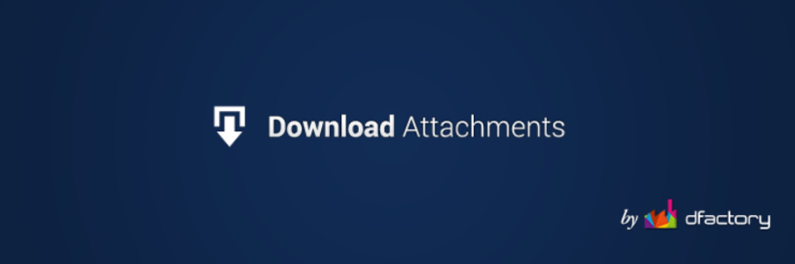 plugin wordpress - download attachments