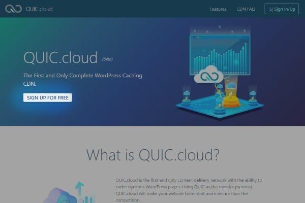 zakladanie konta quic.cloud