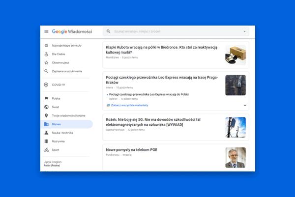 co to jest google news?