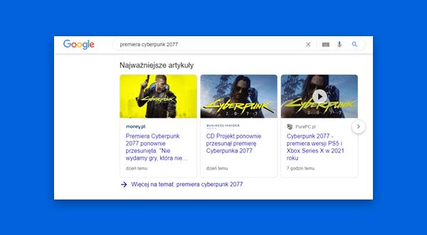 jak dzialaja google wiadomosci?