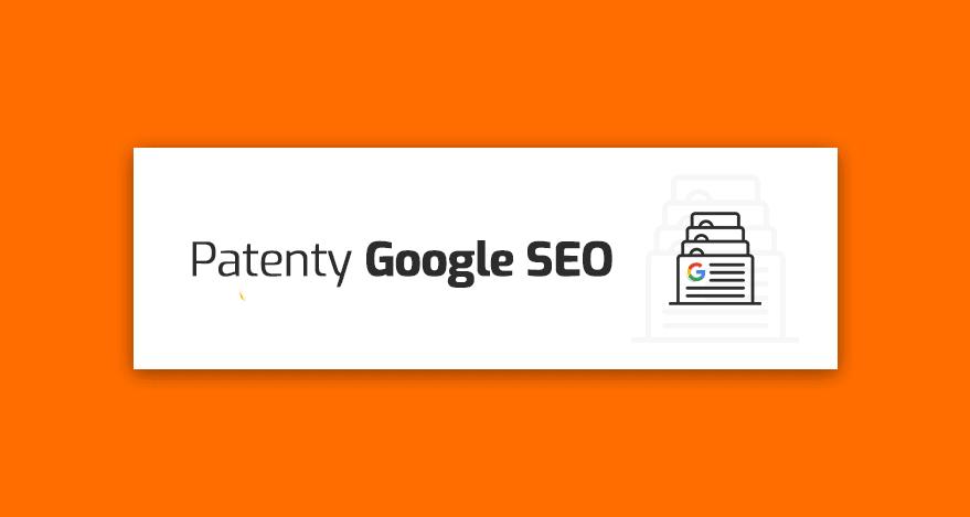 patenty google seo