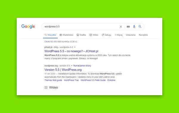 reczne dodanie strony do wyszukiwarki google