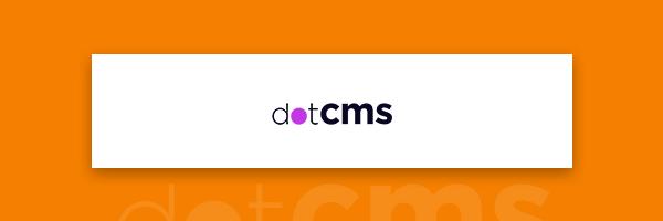 system cms - dotCMS