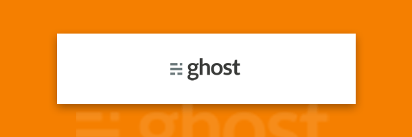 system cms - ghost