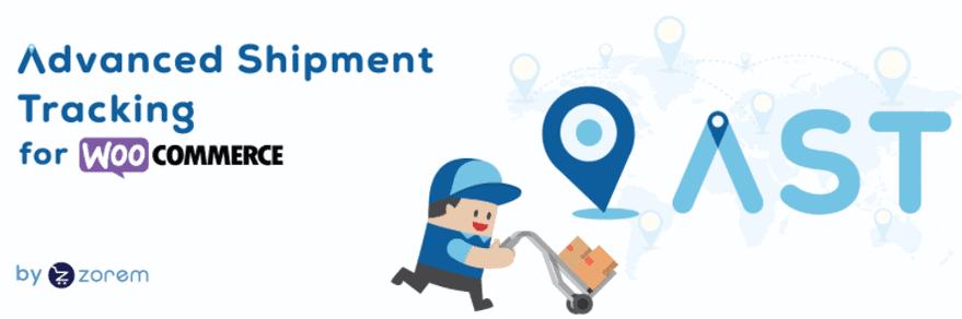 wtyczka Advanced Shipment Tracking for WooCommerce