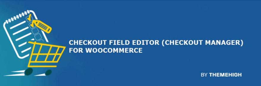 wtyczka Checkout Field Editor