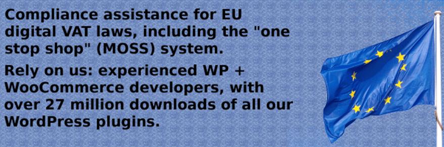 wtyczka EU VAT Compliance Assistant for WooCommerce