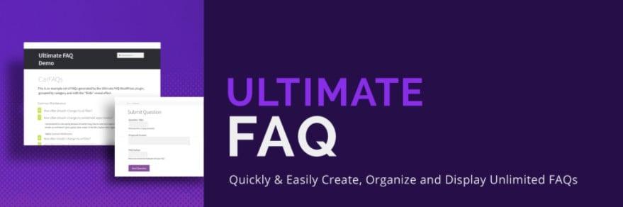 wtyczka ultimate faq