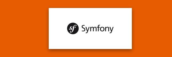 php framework - symfony