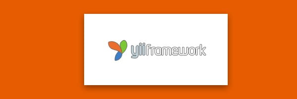 php framework - yii