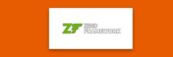 php framework - zend