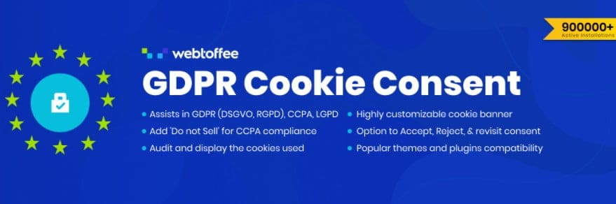 wtyczka wordpress gdpr cookie consent