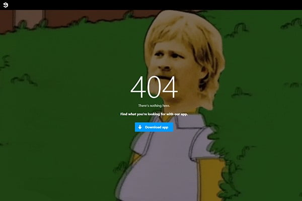 strona 404 - 9gag
