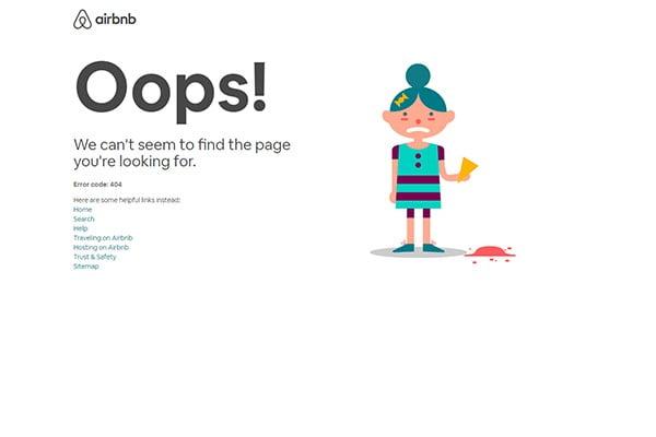 strona 404 - airbnb