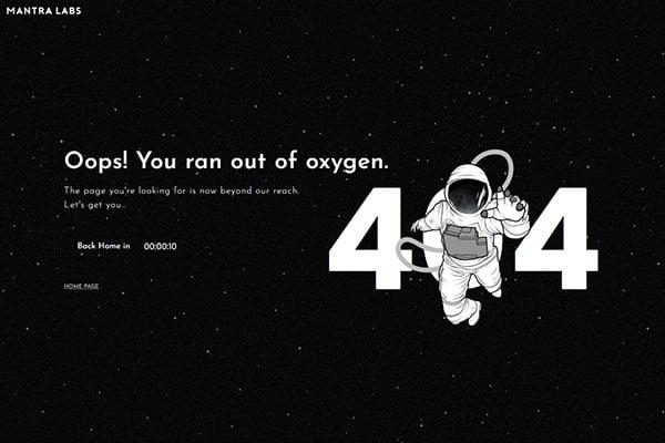 strona 404 - mantralabs