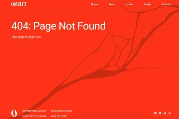 strona 404 - omelet