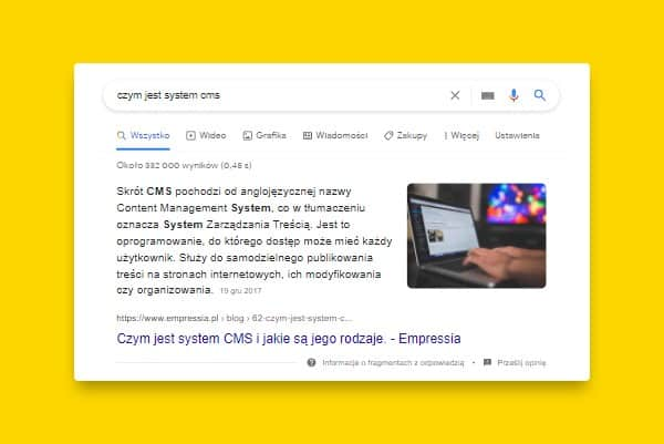 google featured snippet - akapit
