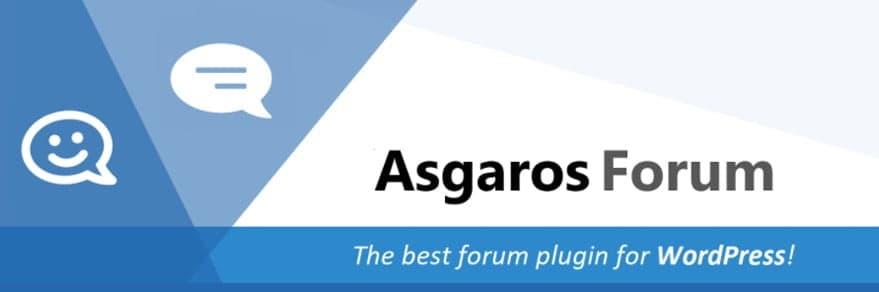 wtyczka wordpress forum asgaros