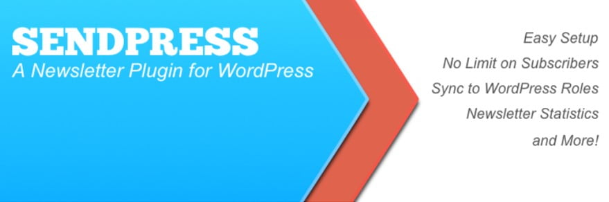 wtyczka wordpress sendpress newsletters