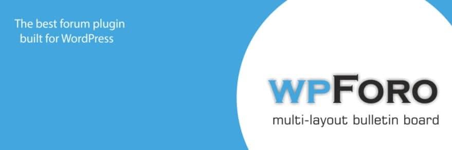 wtyczka wordpress wpforo forum